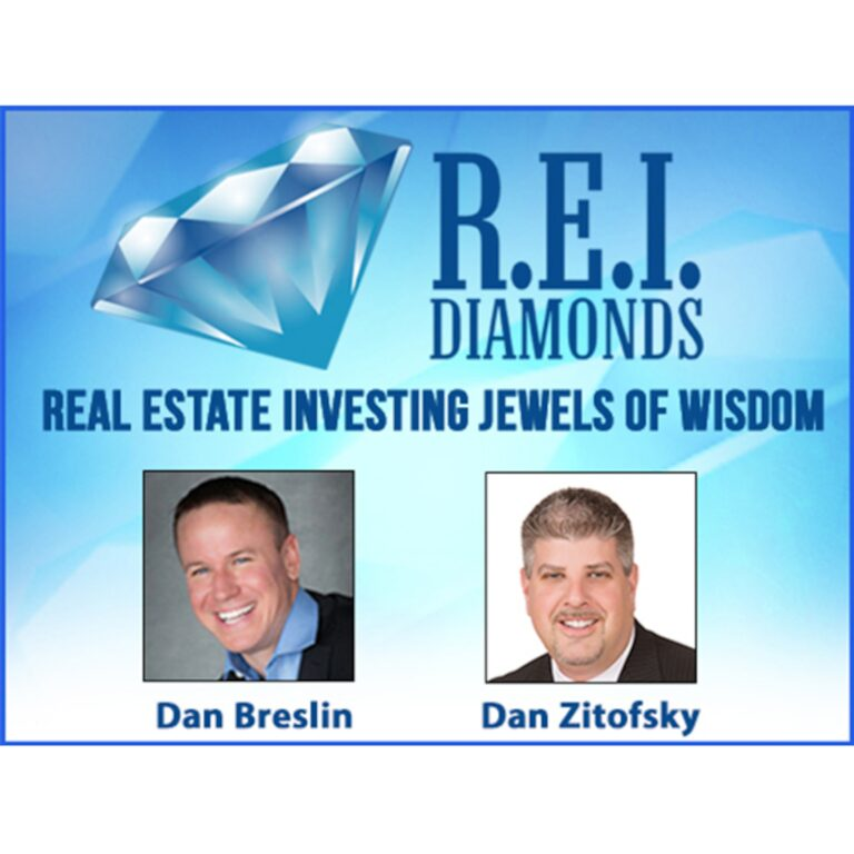 REI Diamonds Show with Dan Zitofsky on Passively Investing in Emerging Markets