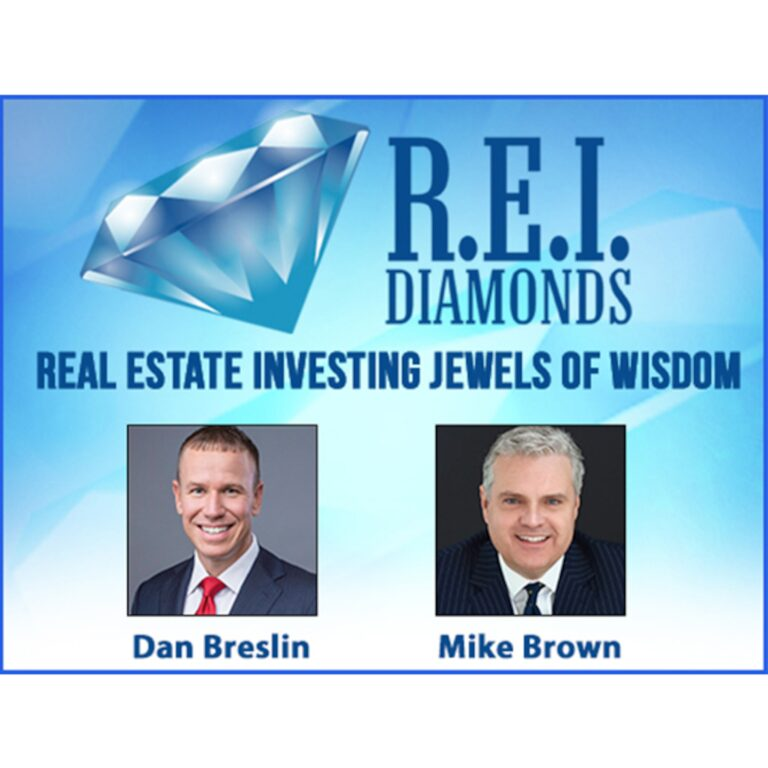 Episode 175: Passive Real Estate Investing in Real Estate Development-with Mike Brown