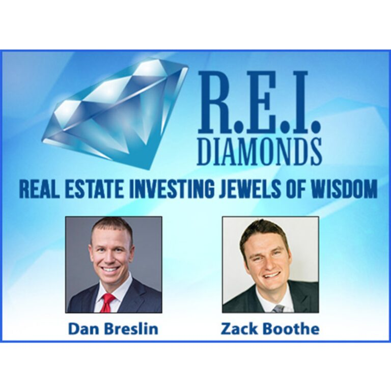 Episode 178: How to Find Off Market Real Estate Deals with Zack Boothe
