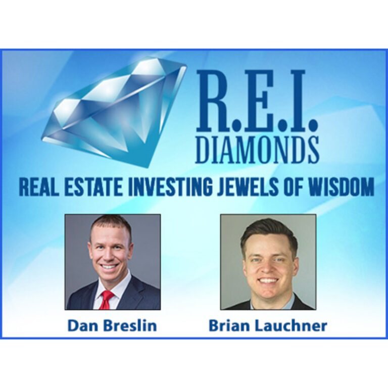 Episode 180: Buying Mortgage Notes Generates 15% + Returns with Brian Lauchner