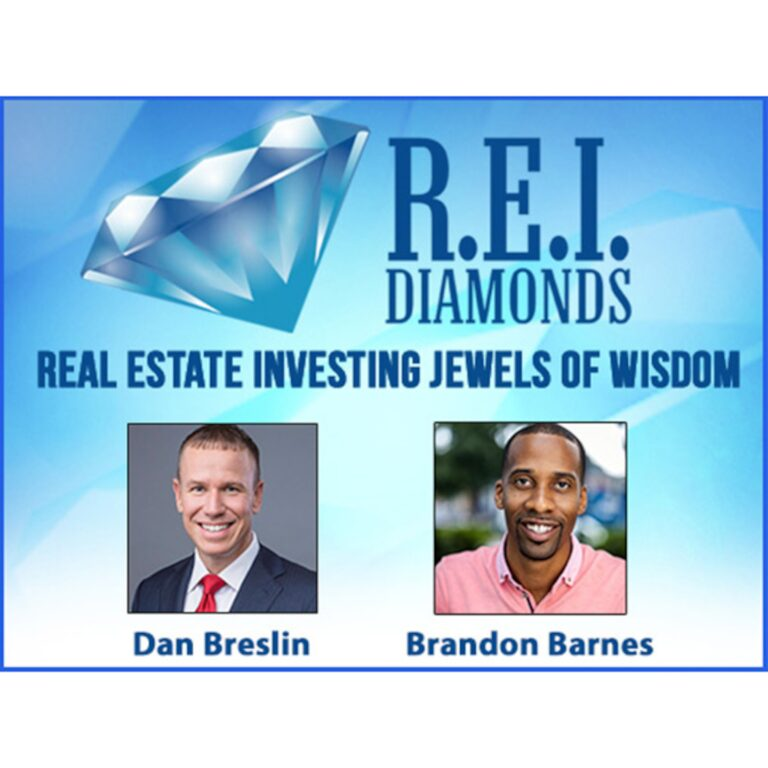 Episode 183: Virtual Wholesale Real Estate Investing with Brandon Barnes