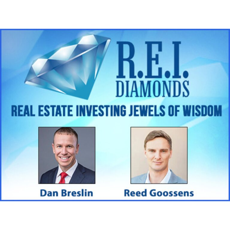 Episode 186: Land Entitlement Process for Multi Family Development with Reed Goossens