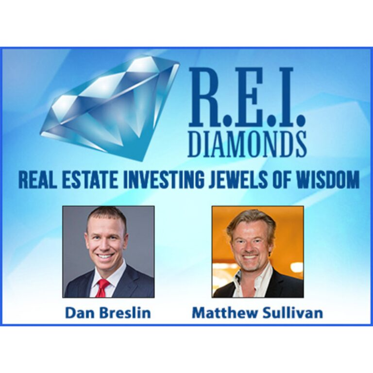 Episode 189: How to Release Home Equity WITHOUT a Refi, Monthly Payments, or Mortgage with Matthew Sullivan