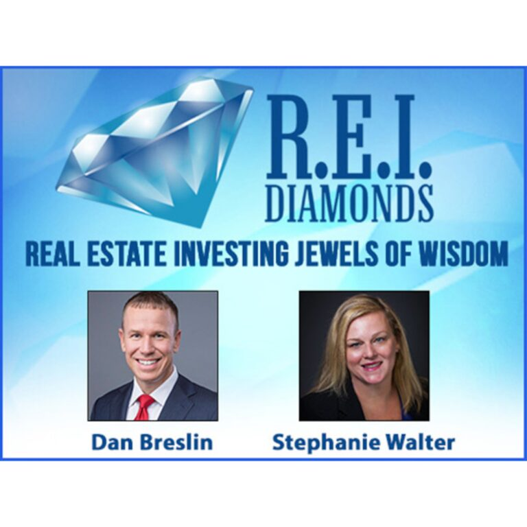 Episode 190: 100+ Unit Apartment Syndication with Stephanie Walter