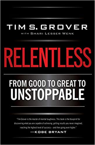 Relentless by Tim Grover
