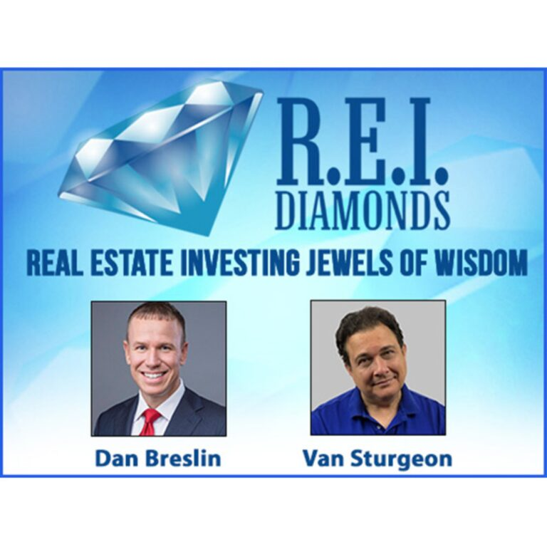 Episode 193: How to Rehab a House the RIGHT Way with Van Sturgeon