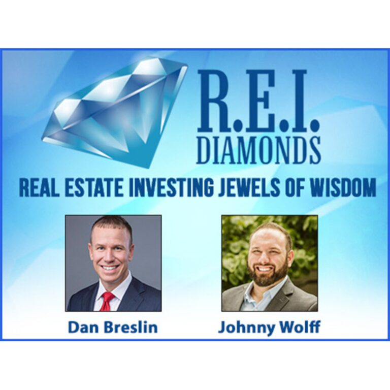 Episode 194: Getting High Return on Investment through Co-Living Rentals with Johnny Wolff