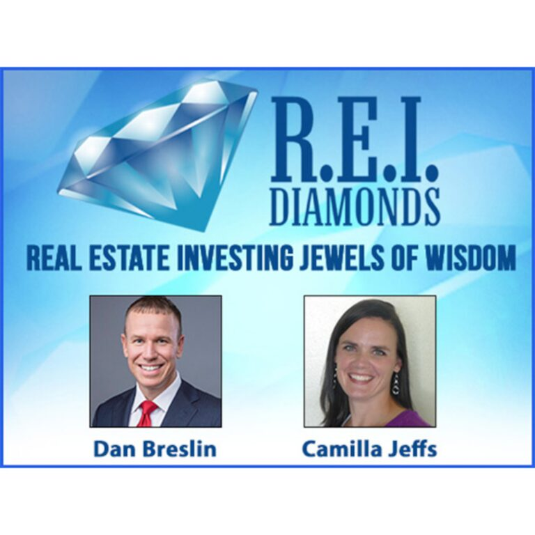 Episode 195: Passive Investing in Apartment Syndications with Camilla Jeffs